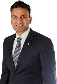 A Picture of Amit Sharma - Partner