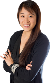 A Picture of Charlotte Tong - Senior Manager